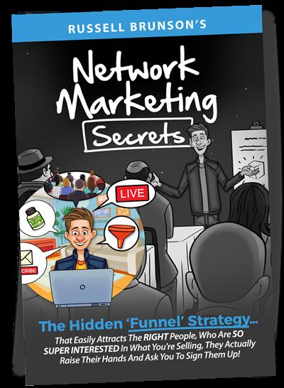Russell Brunson Network Marketing